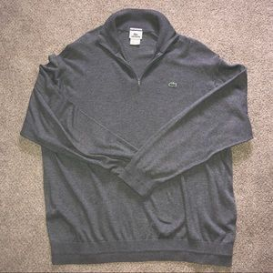 Lacoste sweater pullover